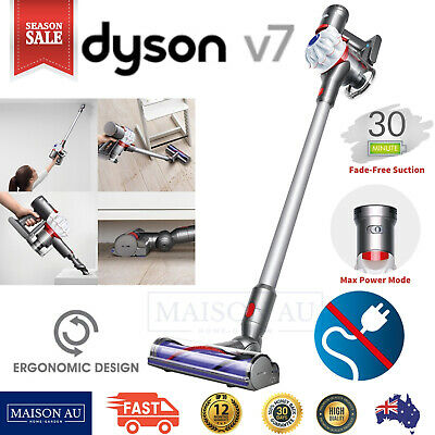 AU473.31 • Buy Dyson V7 Cord Free Handstick Vacuum Cleaner Cordless Stick Handheld Bagless New