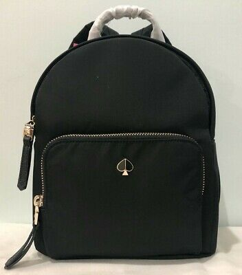 $ CDN108.84 • Buy Kate Spade Taylor Small Nylon Backpack Black New