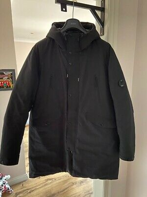 Cp Company 92a Micro-m Down Hooded Winter Goggle Lens Parka Jacket Coat Xxl Xxxl • 399£
