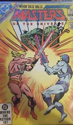 $13.99 • Buy DC Comic Masters Of The Universe Within These Walls... Armageddon! No. 3 Of 3