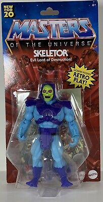 $16.80 • Buy Mattel Masters Of The Universe Origins Skeletor Figure 5.5 Inches New 2020 NMC