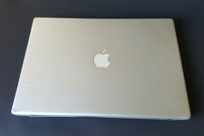 Apple PowerBook G4 A1046 1.25 15  80GB 256MB - For Parts Not Working As It Is • 35£