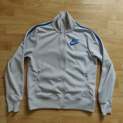 Mens Nike Poly Track Top Size M • 15£