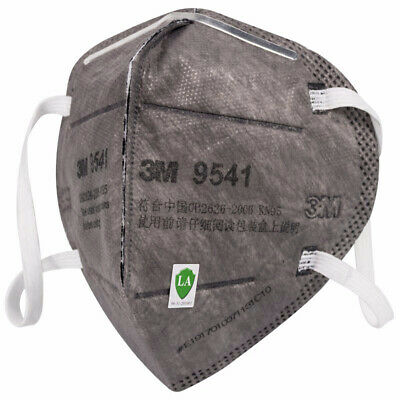 AU9.99 • Buy 1PC 3M 9541 KN95 N95 P2 Activated Carbon Particulate Respirator Face Mask