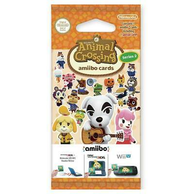 AU45 • Buy Animal Crossing - Amiibo Cards Series 2 *SEALED/NEW* 1 PACK