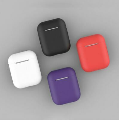 $ CDN1.33 • Buy For Airpods Case Sillicone Protect Cover Skin Airpod Earphone Charger Case