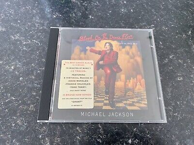 Michael Jackson - Blood On The Dance Floor (HIStory In The Mix, 2003) • 2.99£