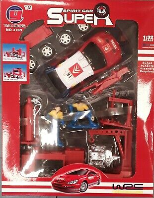Model Super Car Making Kits 4 To Collect Car Approx 5inch Length  • 3.99£