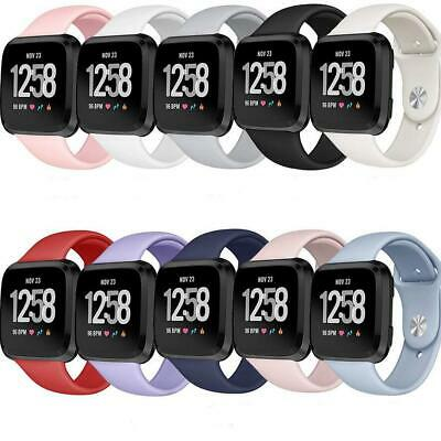 $ CDN13.35 • Buy  Sport Band Compatible With Fitbit Versa/Fitbit Versa- 2/Soft Silicone Strap