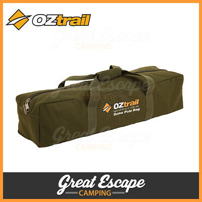 AU29.90 • Buy Oztrail Camping Tent Pole Canvas Bag