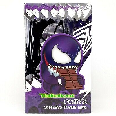 $ CDN33.98 • Buy Marvel Hot Toys COSB826 Venom With Chocolate Cosbaby [ In Stock ]
