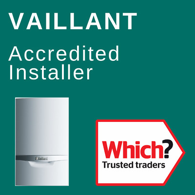 £599 • Buy Professional Vaillant Gas Boiler Installation Combi/System/Open-Vent