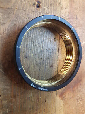 Technics SL1200 1210 Tonearm Base Height Adjuster Ring - Excellent • 25£