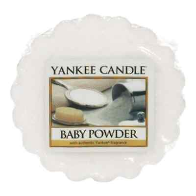 Yankee Candle Baby Powder Wax Melt Tart • 3.47£