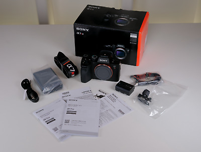 $ CDN3799 • Buy MINT Sony A7R IV 35mm Full-Frame Camera With 61.0MP - Black (Body Only)