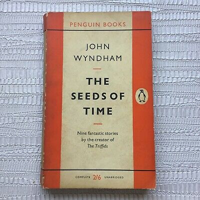 The Seeds Of Time By John Wyndham - 1959 Penguin Paperback • 4.90£