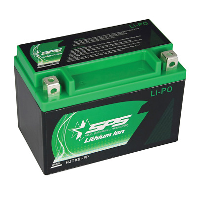 Lithium Ion Sps Skyrich Battery Replaces Ytx4l-bs Lightweight Sealed • 69.95£