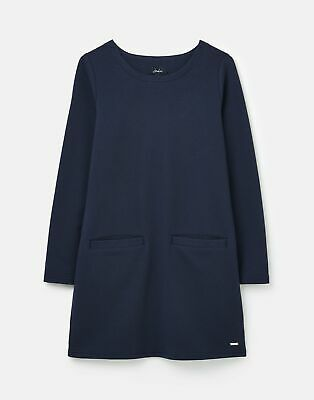 Joules Womens 213138 Jaquard Tunic - French Navy Jacquard • 29.71£