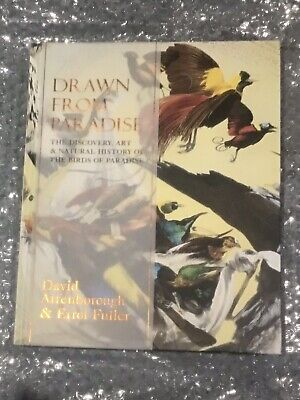 AU400 • Buy David Attenborough Signed Book - Dawn From Paradise