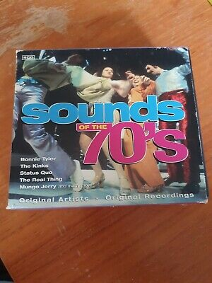 Sounds Of The 70's CD (1998) • 4.24£