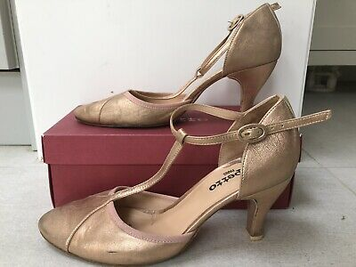 £45 • Buy Ladies Repetto Tango Dance Baya T Strap Heels Shoes Rose Pink  Leather Size 41