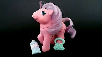 AU30 • Buy Baby Northstar G1 Vintage My Little Pony With Accessories