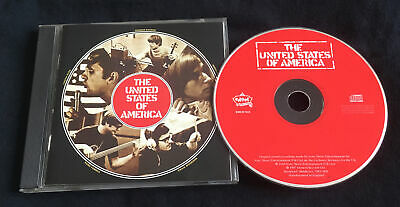 United States Of America 1968 Album EDSEL CD - Dorothy Moskowitz • 9.99£