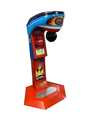 Coin Operated Punch Boxing Boxer Machine Arcade **BRAND NEW** Prize Reward  • 2,500£