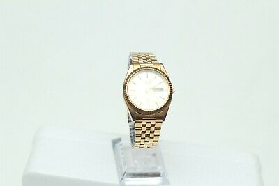 Citizen Men's Gold Plated Day & Date  Watch • 30.99£