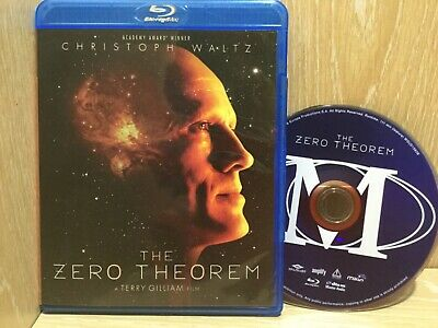 The Zero Theorem Blu Ray Christopher Waltz US Import Great Condition • 7.99£