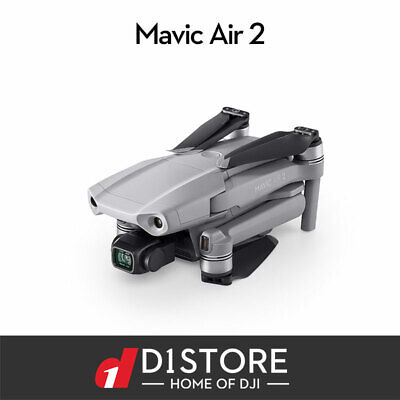 AU1449 • Buy Brand New Official DJI Mavic Air 2 4K Drone With Free 2nd Year Warranty