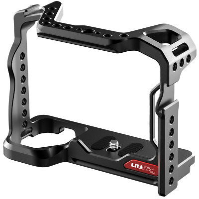 $ CDN66.75 • Buy UURig Metal Camera Cage Rig Dual Cold Shoe Mount For Sony A73 A7III A7R3 A7M3