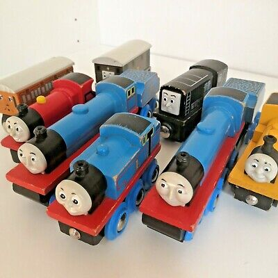 Thomas The Tank Engine - Wooden BRIO Train Railway 1996-2001 ~ Choose Character • 14.99£