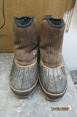 Lacrosse Slip On Boots Size 10 Insulated Thinsulate Insulation • 18.05£