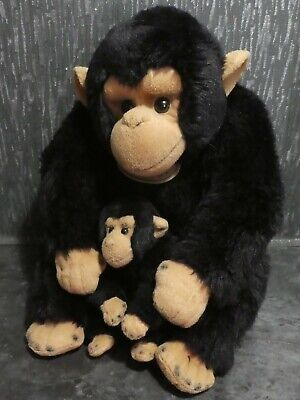 Yomiko Classics Monkey With Baby From Russ • 17£