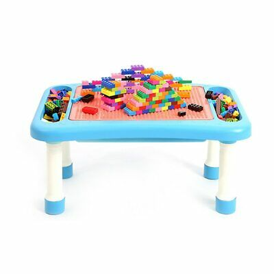 £31.87 • Buy  Lego Blocks Bricks And Table Large Contents Educational Toy Play & Learn
