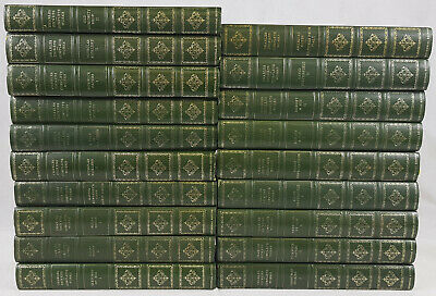 19 X Charles Dickens Books, Complete Works Centennial Edition, Heron. Bundle. • 59.99£