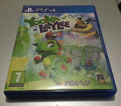 AU19.94 • Buy Yooka Laylee PS4 Sent From Adelaide Same Day With Tracking Tested & Working
