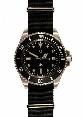 $ CDN333.62 • Buy MWC 300m Military Divers Watch, Sapphire Crystal And 24 Jewel Automatic Movement