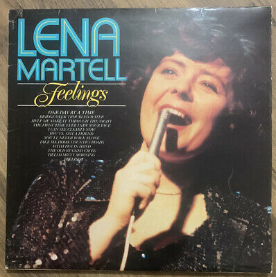 Lena Martell- Feelings- Vinyl Record • 1.99£