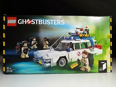 Lego Ideas 21108 Ghostbusters Ecto - 1 - Factory Sealed. • 110£