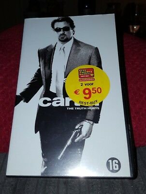 Get Carter Vhs Nederlands Rare Version • 4.99£