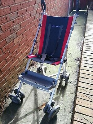 View Details Maclaren Major Elite Disability Pushchair Buggy • 160.00£