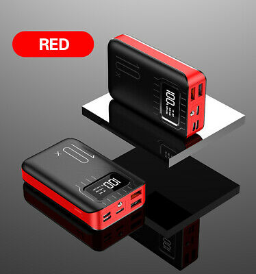AU33.95 • Buy ALL NEW Mini Power Bank 3 Input IPhone Type-C Micro Portable Battery Charger