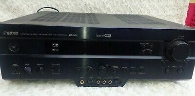🇯🇵 Yamaha  Av Receiver Rx-v620rds  Good Condition And  Working Order Bargain  • 64.99£