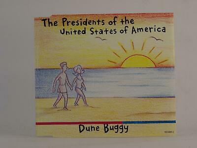 THE PRESIDENTS OF THE UNITED STATES OF AMERICA DUNE BUGGY (875) 4 Track CD Singl • 2.46£