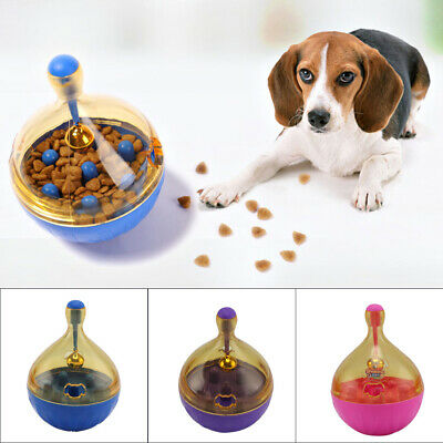Funly IQ Treat Ball Interactive Food Dispensing Toy Pet Dog Puppy Food  Toys • 4.79£