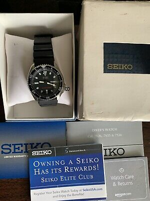 $ CDN841.20 • Buy Seiko Skx173 Box And Papers 7s26 0028 Working Perfectly