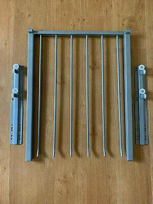 Ikea PAX Pull-out Trouser Hanger For 50cm Single Wardrobe • 3£