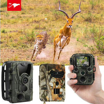 £41.99 • Buy Hunting Trail Camera 20MP/24MP Wildlife 1080P Scouting Cam Motion Night Vision